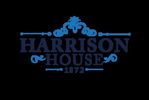 Logo for Harrison House Built in 1872