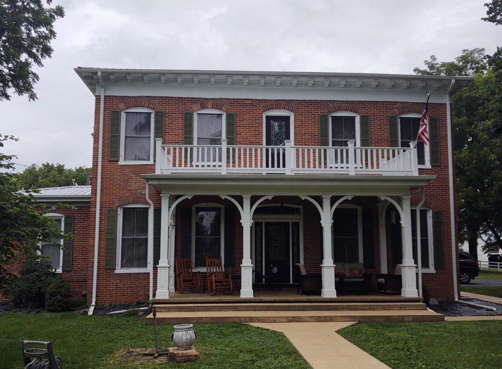 Earickson House