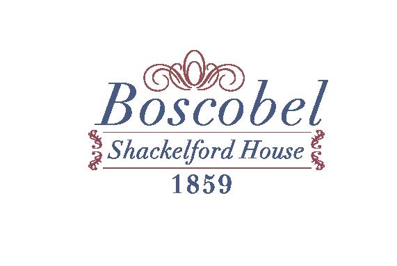 Logo for Boscobel - Shackelford House Built in 1859