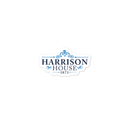 Harrison House Sticker