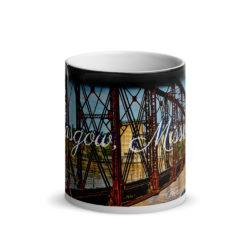 Glasgow MO Bridge Coffee Cup