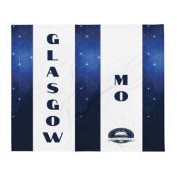 MSA Glasgow MO Throw Blanket